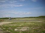 Solovki Airport field.jpg
