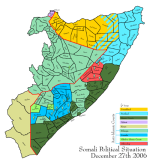2006 in Somalia - Image: Somali land 2006 12 27