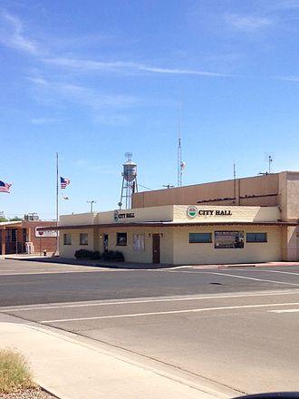 Somerton, Arizona - Somerton City Hall
