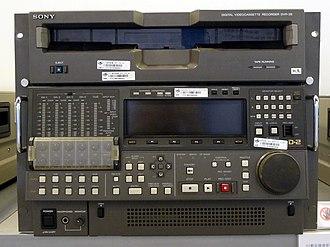 D-2 (video) - Sony DVR-28