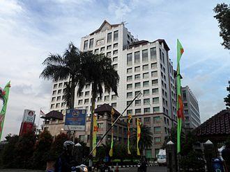 South Jakarta - The City Hall of South Jakarta
