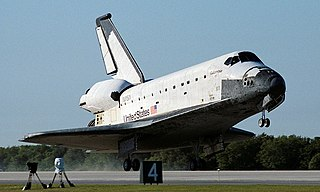 Space Shuttle <i>Columbia</i> Space shuttle orbiter