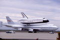 Space Shuttle Discovery and Carrier 747 at Vandenberg Air Force Base.png