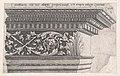 Speculum Romanae Magnificentiae- Corinthian Entablature MET DP870179.jpg