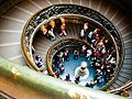 Spiral Stairs of the Vatican Museums - panoramio.jpg