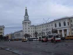 Square of Republic, Cheboksary, Russia.jpg
