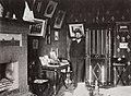 Sredin, Leonid Valentinovič - Anton Pavlovič Čechov in seinem Kabinett. Jalta (Zeno Fotografie).jpg