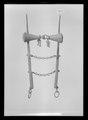 Stångbett av förtent stål, 1500-talets slut-1600-talets början - Livrustkammaren - 18019.tif