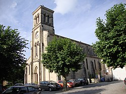 St.Fortunat-sur-Eyrieux (Ardèche, Fr) église.JPG