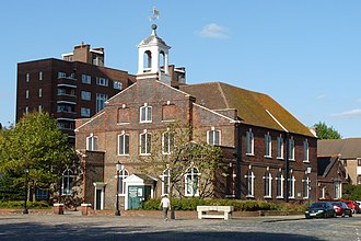 Grade II* listed buildings in Portsmouth - Image: St.George's Church, Portsmouth geograph.org.uk 1508114