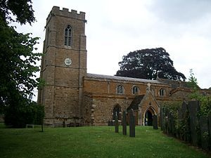 Welford, Northamptonshire - The Parish Church of St Mary the Virgin