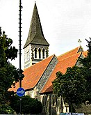 St. Nicholas' Church, Sutton - geograph.org.uk - 1537922.jpg