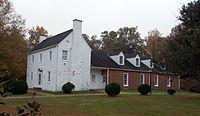 St. Paul's Episcopal Church Parish House Owens VA Oct 12.jpg