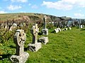 St. Winwalow's churchyard at Gunwalloe Church Cove - geograph.org.uk - 370483.jpg