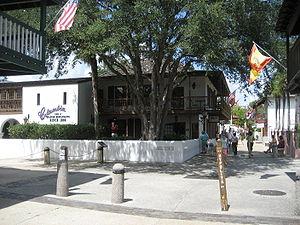 Columbia Restaurant - Columbia Restaurant in St. Augustine, Florida, 2007