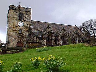 St Peter's Church, Rawdon