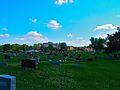 St Francis Xavier Catholic Church ^ Cemetery - panoramio.jpg