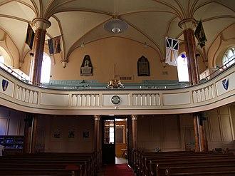 St James' Church, Poole - Image: St James Poole 1