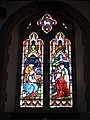 St Margaret's, Ditchling stained glass 2.jpg