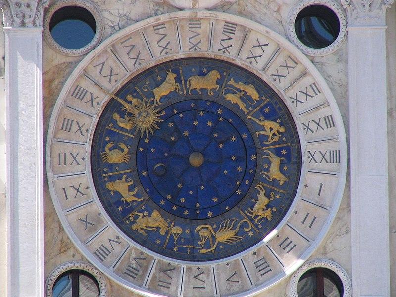 File:St Marks Venice Clock.jpg