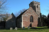 St Mary's church, Hampton Lovett - geograph.org.uk - 133806.jpg
