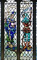St Mary's church - modern stained glass window - geograph.org.uk - 1400281.jpg