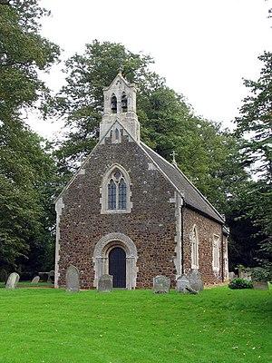 Shouldham Thorpe - Image: St Mary the Virgin, Shouldham Thorpe, Norfolk geograph.org.uk 321470