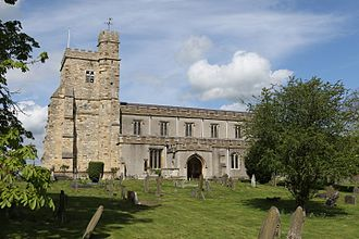 St Michael and All Angels' Church, Waddesdon - Image: St Michael and All Angels' Church, Waddesdon