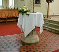 St Nikolai Neuendettelsau Taufstein 0312.jpg