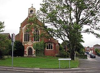 St Stephens Church, Hyson Green Church in United Kingdom