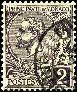 Postage stamps and postal history of Monaco