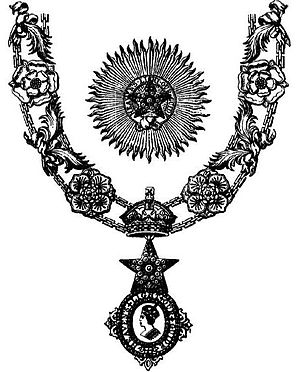 Order of the Star of India - Image: Star of India Insignia