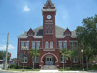 National Register of Historic Places listings in Bradford County, Florida - Image: Starke Bradford Cty crths 06