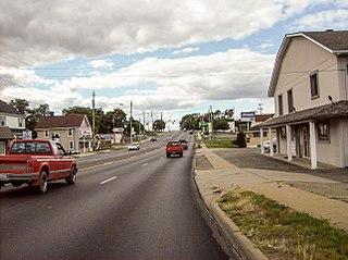 Wintersville, Ohio Village in Ohio, United States