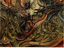 Umberto Boccioni Wikipedia