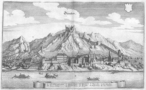 Statt Dürnstein (Merian)