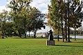 Statue de la réconciliation franco-allemande - Statue of Franco-German reconciliation - Statue der deutsch-französischen Versöhnung photo1.jpg