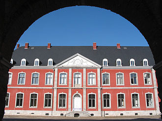 Principality of Stavelot-Malmedy - Stavelot Abbey