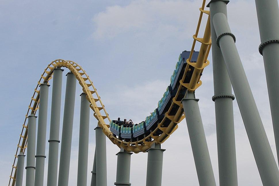 Steel Eel rollercoaser San Antonio, TX IMG 1628 (2)