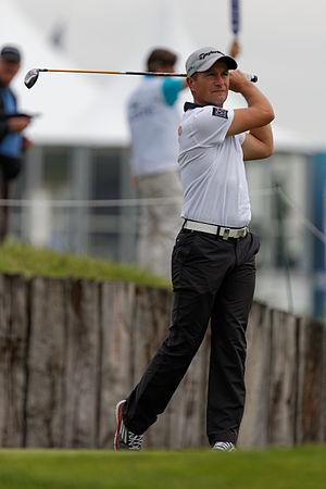 Steve Webster (golfer) - Steve Webster