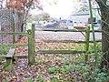 Stile by Lower Westfield Farm - geograph.org.uk - 1047579.jpg