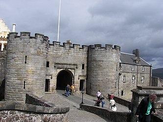 Stirling Castle Forework Gatehouse 2.jpg