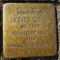 Stolperstein Ahaus Wallstraße 2 Moritz Cohen.jpg