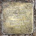Stolperstein Barbarossastr 43 (Schön) Gertrud Joseph.jpg