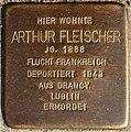 Stolperstein Göppingen, Arthur Fleischer.jpg
