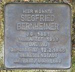 Stolperstein Offenburg Siegfried Bernheimer.jpg