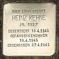 Stolperstein Ottersberg - Heinz Kehne (1927).jpg