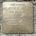 Stolperstein Windeck Gutmannseichen Quellgasse 1 Wilhelmine Müller.jpg