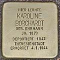 Stolperstein für Karoline Borchardt (Heidelberg).jpg