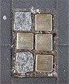 Stolpersteine Köln, Verlegestelle Severinstrasse 199.jpg